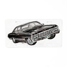 Spn Chevrolet Impala Aluminum License Plate