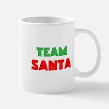 Team Santa Mugs