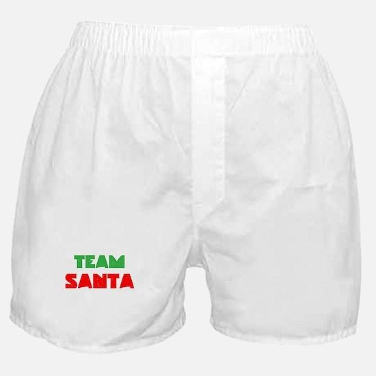 Team Santa Boxer Shorts