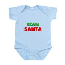 Team Santa Body Suit