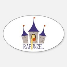 Rapunzel Decal