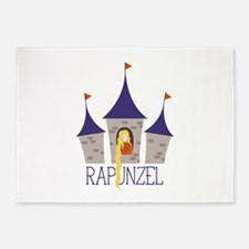 Rapunzel 5'x7'Area Rug