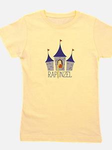 Rapunzel Girl's Tee