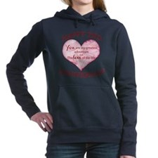 2nd Anniversary Women's Hooded Sweatshirt