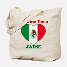 Jaime, Valentine's Day Tote Bag