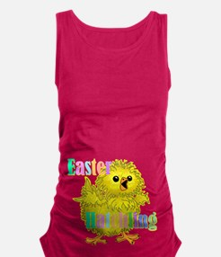 Easter Hatchling Maternity Tank Top