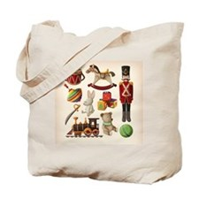 Russian Toy Collection Tote Bag