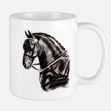 Carriage Driving Horse Mugs