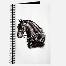 Carriage Driving Horse Journal