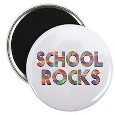School Rocks Magnet