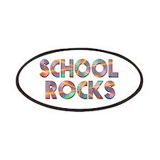 School Rocks Patches