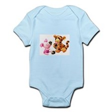 Unique Piglet Infant Bodysuit