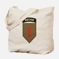 1st ID Recon.png Tote Bag
