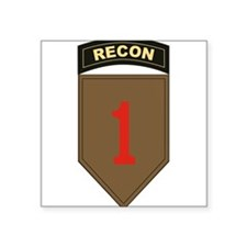 1st ID Recon Sticker