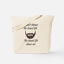 Beard Life Tote Bag
