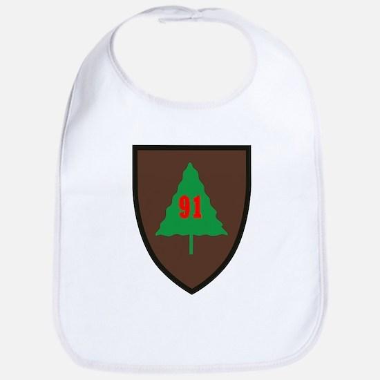 91st Infantry Division.png Bib