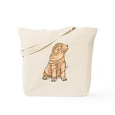 Shar Pei Tote Bag
