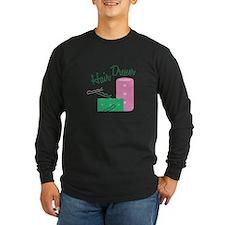 Hair Dresser Long Sleeve T-Shirt