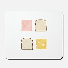 Ham Sandwich Mousepad