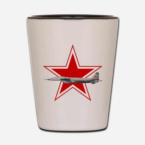 URSS-Russian_aviation_red_star_svg.png Shot Glass