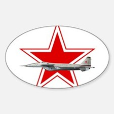 URSS-Russian_aviation_red_star_svg Decal