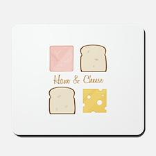 Ham & Cheese Mousepad
