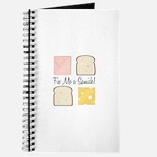 Fix A Samich Journal