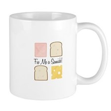 Fix A Samich Mugs