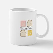Fix A Samich Mugs