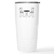 Tea Table Travel Mug