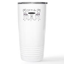 Cafe Au Lait Travel Mug