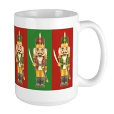 Nutcracker Ceramic MugsMugs