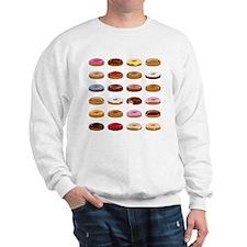 Many Donuts Sweatshirt