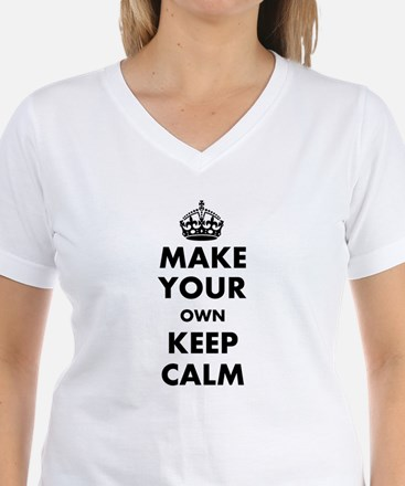 Make Your Own Keep Calm and Shirt