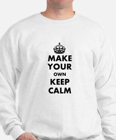 Make Your Own Keep Calm and Carry On De Jumper
