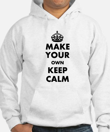 Make Your Own Keep Calm and Carr Jumper Hoody