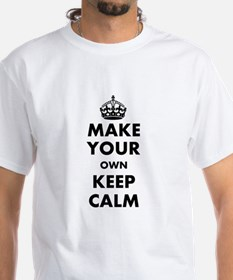 Make Your Own Keep Calm and Carry On Shirt