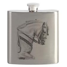 Dressage Horse Flask
