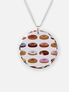 Many Donuts Necklace