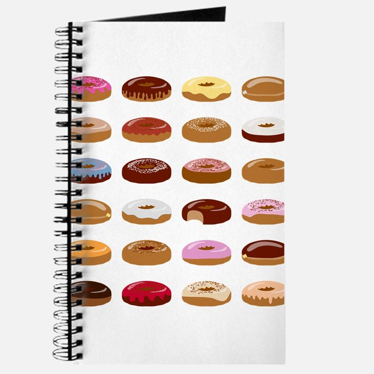 Many Donuts Journal