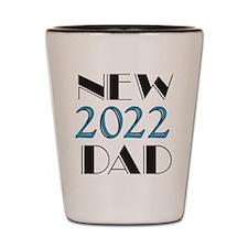 2015 New Dad Shot Glass