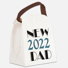 2016 New Dad Canvas Lunch Bag