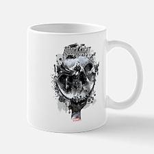Moon Knight Grunge Mug