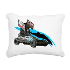 Cute Stu Rectangular Canvas Pillow