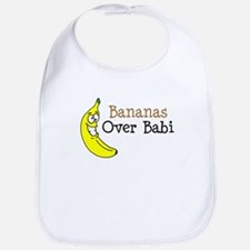 Bananas Over Babi Bib