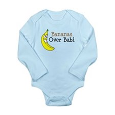 Bananas Over Babi Body Suit