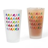 Badminton Pint Glasses