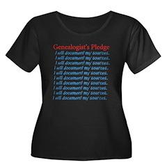Genealogist's Pledge T