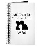 Christmas Wife Journal