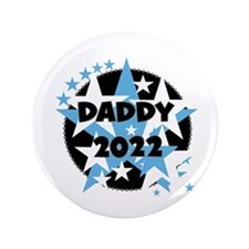 "Stars Daddy 2015 3.5"" Button"
